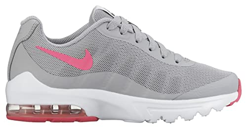 buy online 3e37c 5759d ... sale nike girls air max invigor gs trainers grey wolf grey 8f3b2 4602f