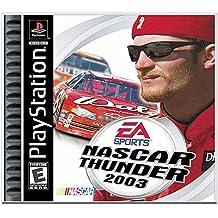 Ps1 Nascar Thunder 2003 Original Americano Completo