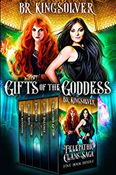 Gifts of the Goddess: Telepathic Clans Saga, Five Book Bundle (The Telepathic Clans Saga) by [Kingsolver, BR]