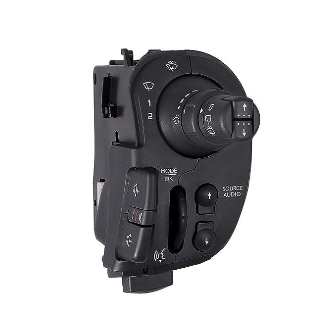 Wiper Radio Switch Stalk ABS 7701068114 For Renault Clio MK3 2005-2012