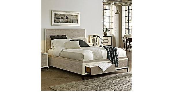 Amazon.com: Universal Furniture Spencer Storage Platform Bed: Home U0026 Kitchen