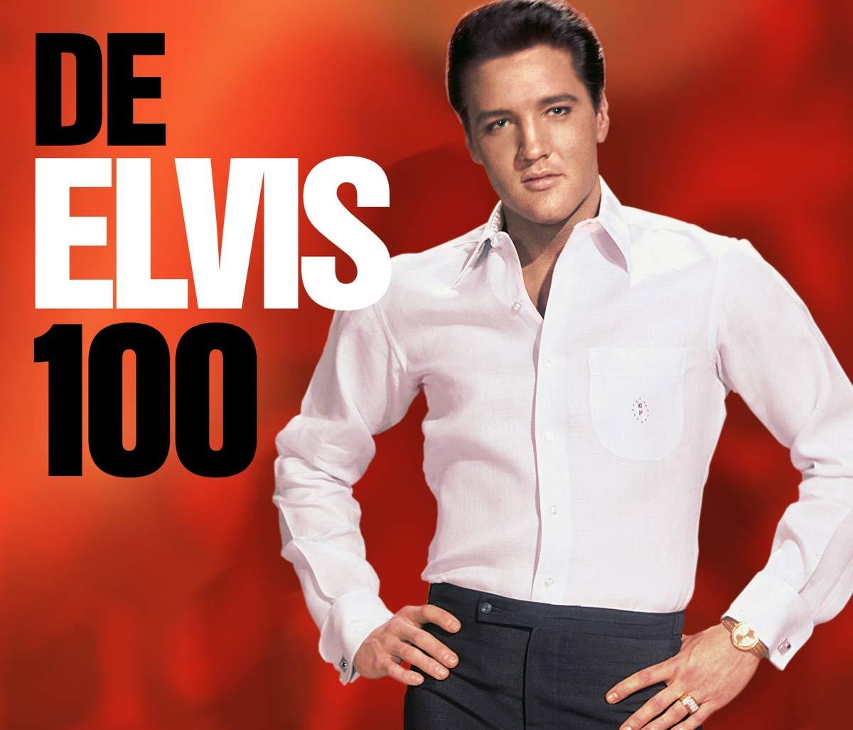 De Elvis 100: Presley, Elvis: Amazon.es: CDs y vinilos}