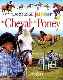 Larousse junior du cheval et du poney par Ransford