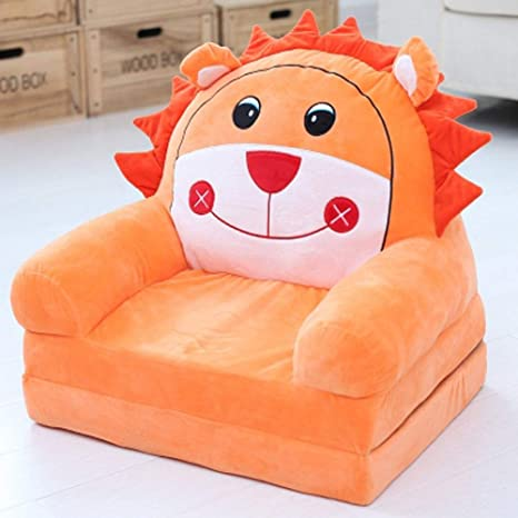 Amazon.com: AINIYF - Mini sofá tapizado para niños / silla ...