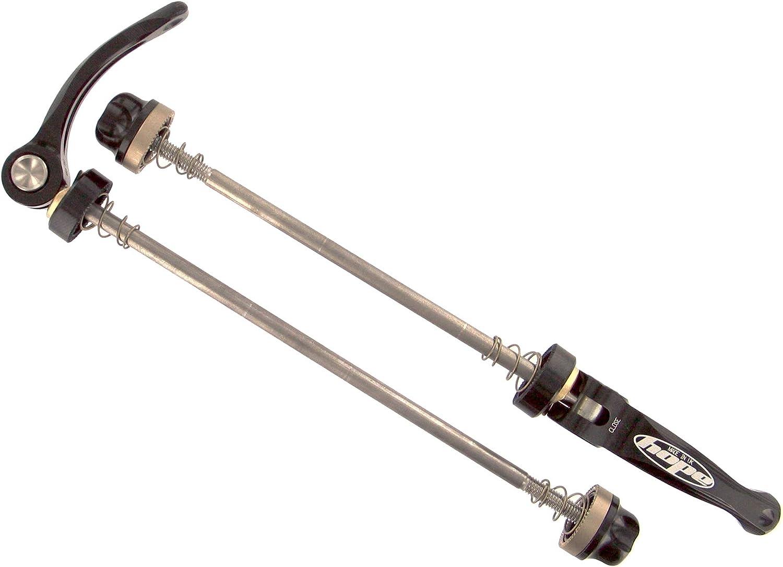 100mm//135mm Hope Black Stainless Skewer Set