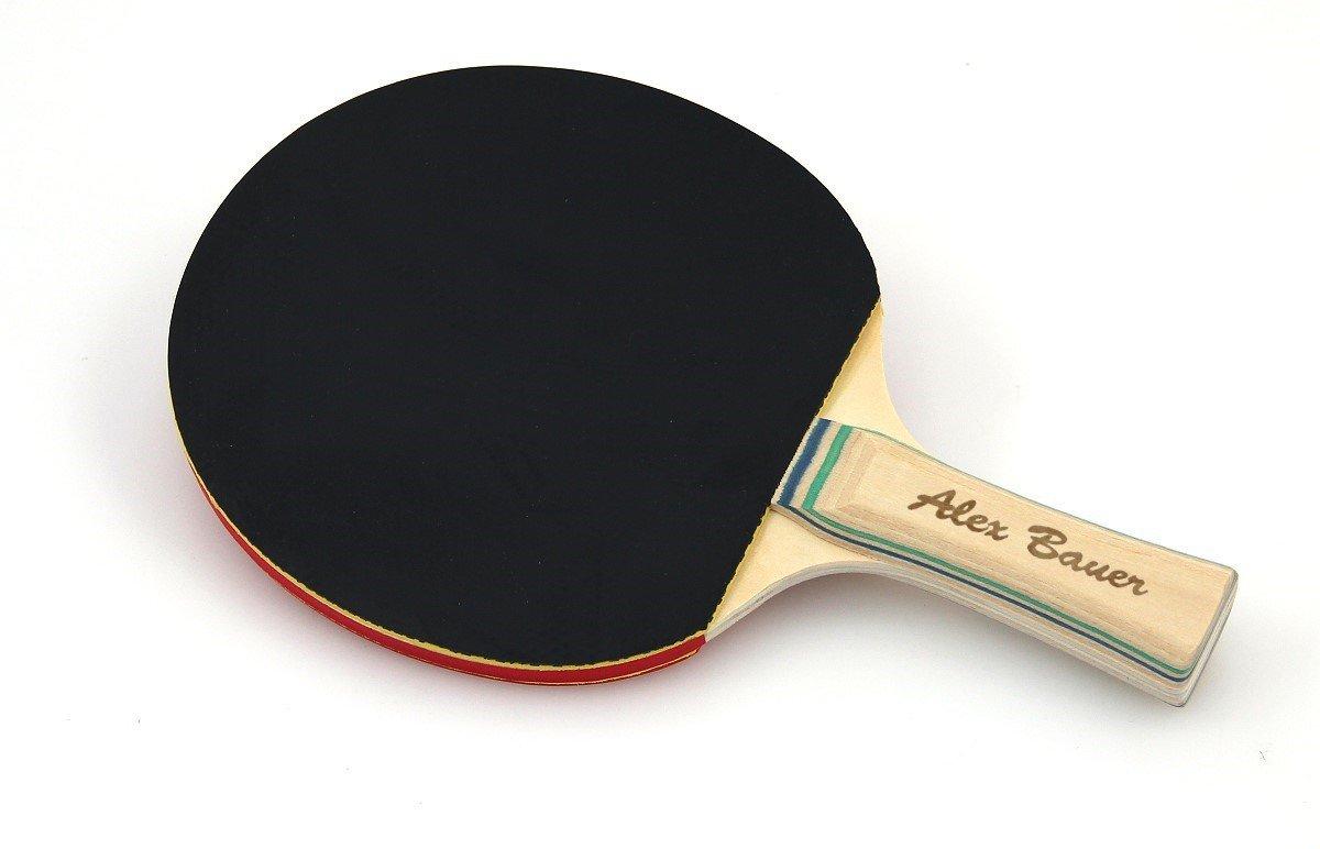Atemi 100 Tischtennis Schl/äger Geschenk Idee mit individueller Gravur