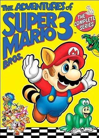 Amazon Com The Adventures Of Super Mario Bros 3 The Complete