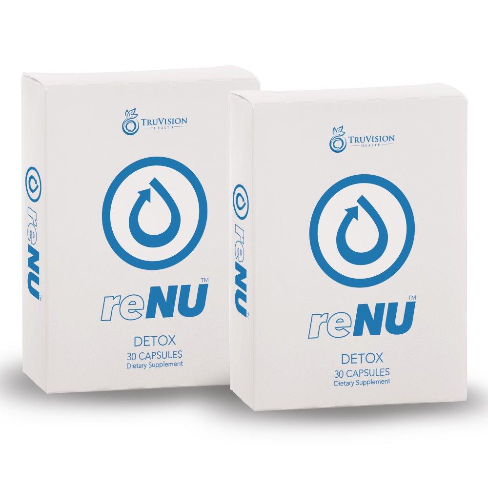 TruVision Health Renu Detox 30 Capsules (2 Pack)