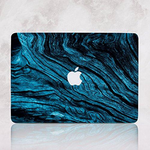 Modo Design Mort and Rick Pulp Fiction Pattern Macbook Decal Macbook Air 11 13 Pro 13 15 Pro Retina MacBook 12 Mr Meeseeks Cool Stickers Mac Book Custom Macbook Skins Stickers Laptop MA2389