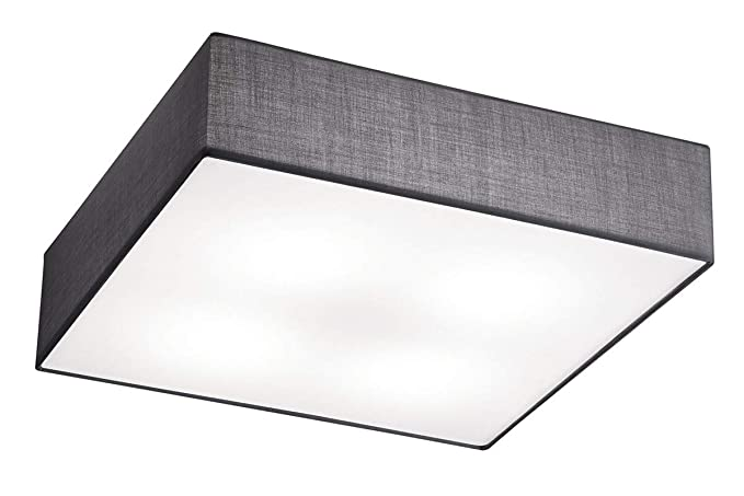 Plafoniera Led Quadrata 48w : Lampadario quadrato led: a sospensione led lineare