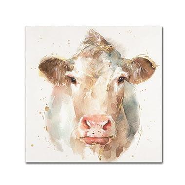 Farm Friends II by Lisa Audit, 24x24-Inch Canvas Wall Art