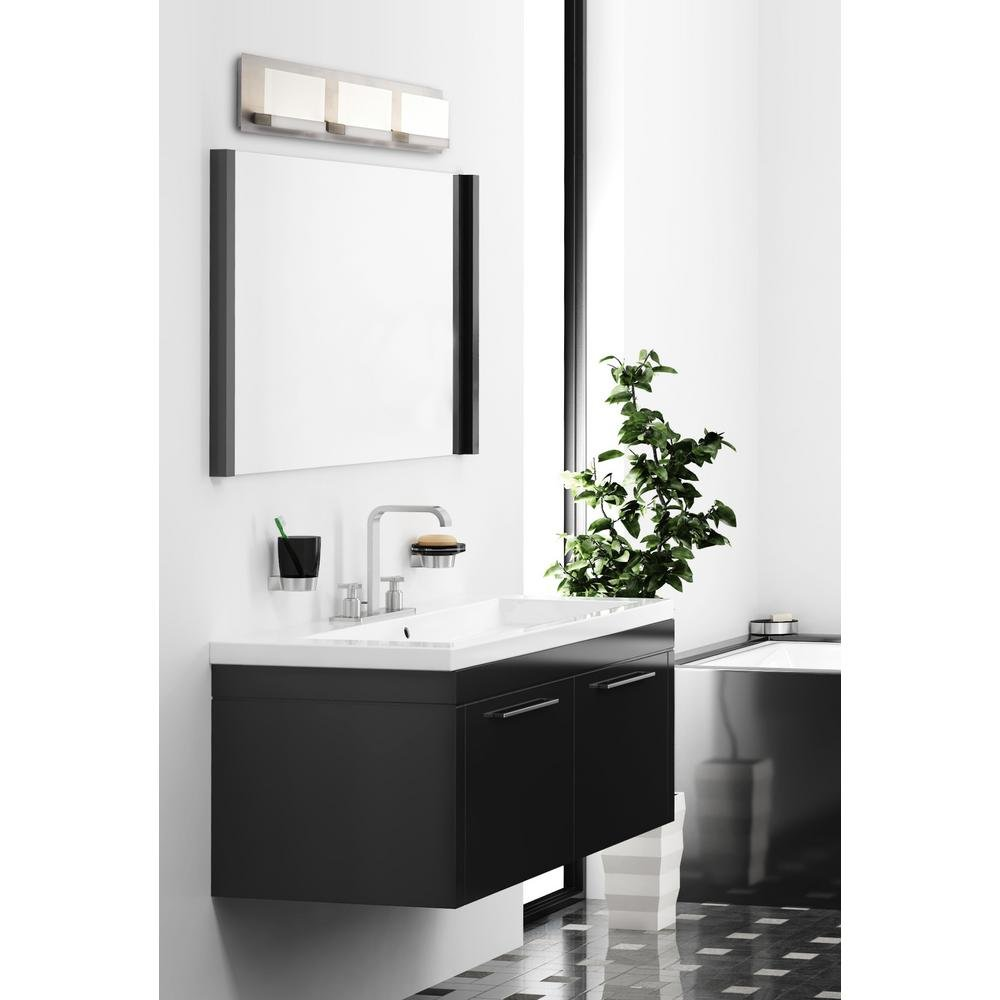 Alberson Collection 3-Light LED Vanity Fixture by Home Decorators Collection