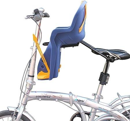 JHKGY Bicicleta Niños Niño Frente Asiento De Bebé Portabicicletas ...