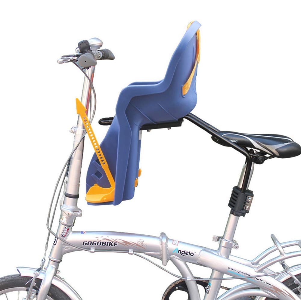 ZJDU Bicicleta Niños Niño Frente Asiento De Bebé ...