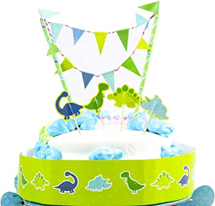 Stupendous Birthday Cake Topper Cake Banner Party Decoration For Baby Shower Funny Birthday Cards Online Elaedamsfinfo