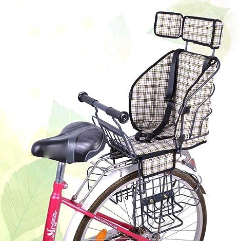 JTYX Niños Asientos de Seguridad para Bicicletas Asientos de ...