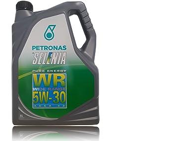 Selenia - Aceite de motor Petronas WR 5W-30 Wide Range Pure Energy ...