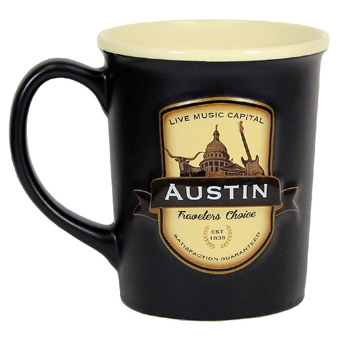 Austin Texas the Live Music Capital of the World Mug