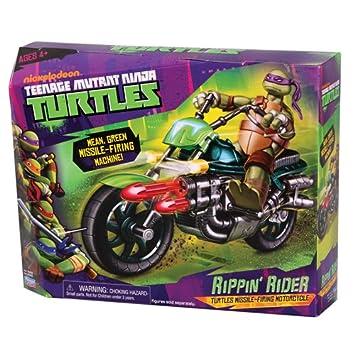 Teenage Mutant Ninja Turtles Ripping Rider - Motocicleta ...