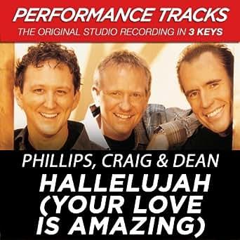 Hallelujah phillips craig and dean download music