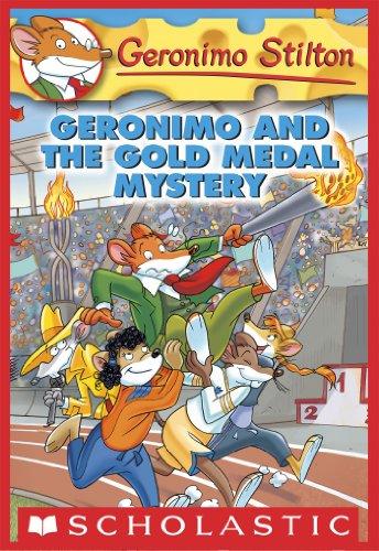 geronimo-stilton-33-geronimo-and-the-gold-medal-mystery