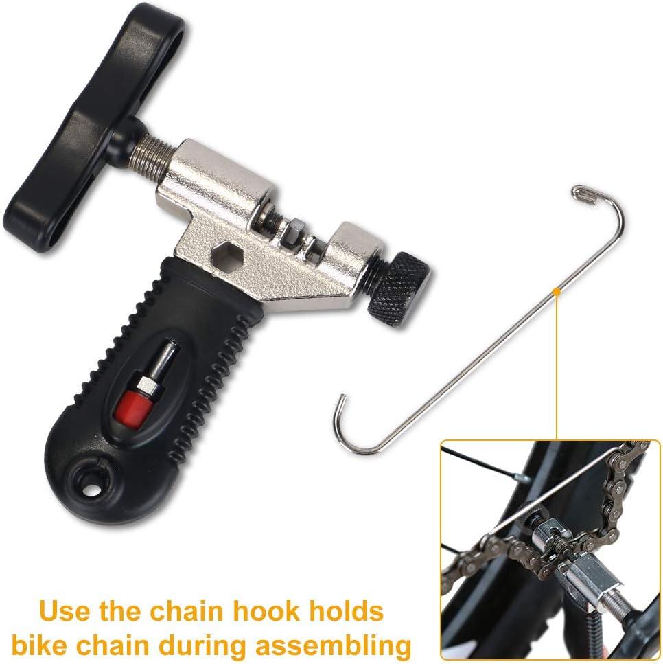 Bicycle Bike Cycling Chain Pin Splitter Remover Breaker Cutter Repair Tool Kit