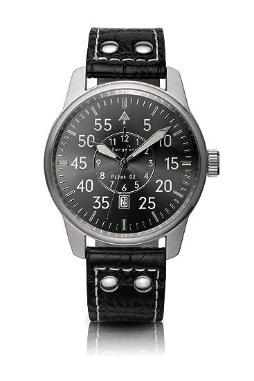 Reloj Pilot De Original 02 Beobachtungs Minero Planeador 6yYfv7gb