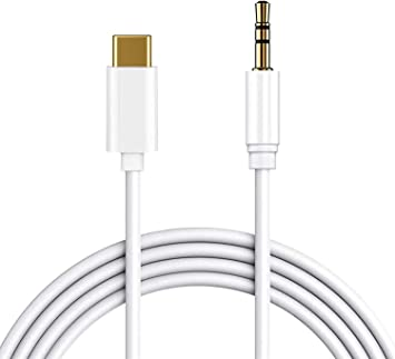 1.2m Moto,Huawei LecLooc USB C to 3.5mm Aux Audio Cable for Pixel 4 4XL 3 3 XL 2 2XL,OnePlus 6T//7//7 Pro,Galaxy Note 10//10+//S20//20+//20 Ultra,iPad//Macbook Pro,Essential