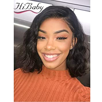 Hibaby Hair Full Lace Wigs Human Hair Wigs