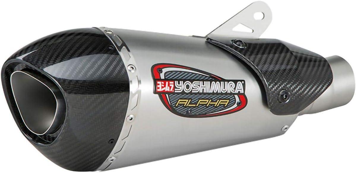 Yoshimura Alpha T S 3Qt-Ss-Ss-Cf Kaw Zx-6R Works