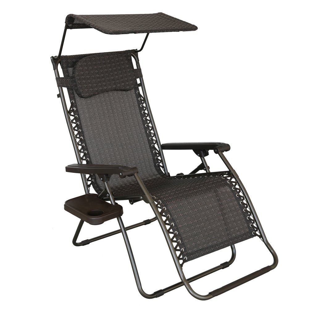 Outdoor Beach Oversized Recliner Zero Gravity Chair With