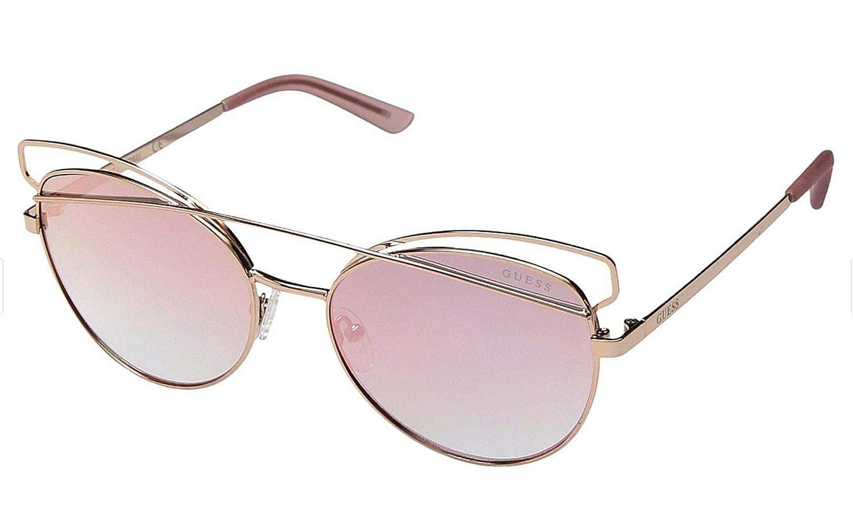 Guess GF6040-5728U Gafas de sol, Rosa, 57 para Mujer