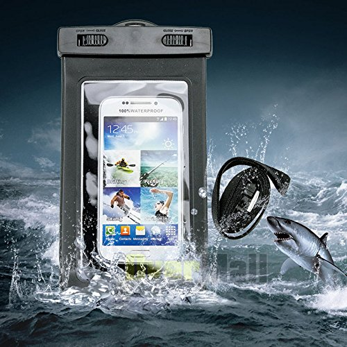 MAZIMARK--Waterproof Underwater Pouch Dry Bag Case Cover For iPhone 7 6S Plus / 6'' Phone by MAZIMARK
