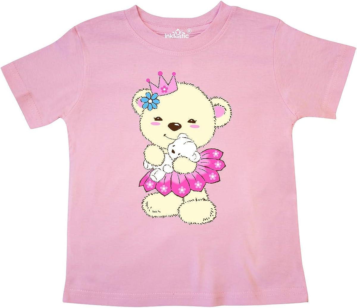 inktastic Princess Bear Toddler T-Shirt