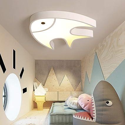 L&L Lámpara de Techo Moderna Minimalista Creativa niño ...