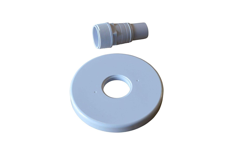 SPIRATO Pirato Skimmer Suction Plate White