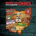 2017 Beer Labels of Ohio Wall Calendar
