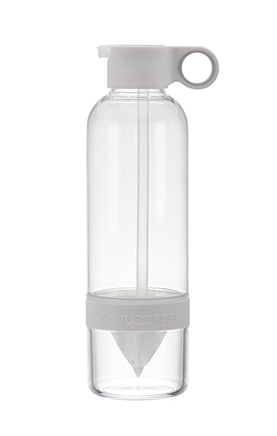 Amazon.com: Citrus Zinger Sip by Zing Anything, Active Infusion Water Bottle, Citrus Fruit Infusion, BPA EA free Tritan, Reusable Water Bottle, Hydration, ...