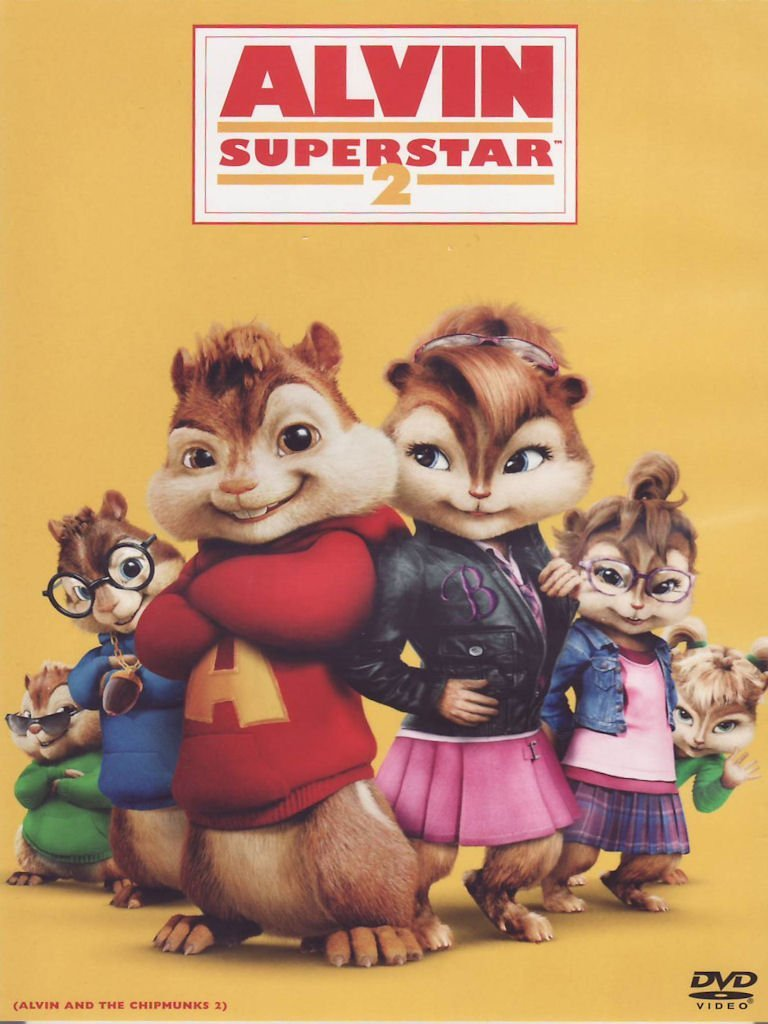 Alvin Superstar 2: Amazon.it: Cartoni Animati, Cartoni