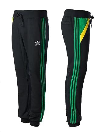 adidas Herren Hose Schwarz schwarzgrün Small Gr. X Large