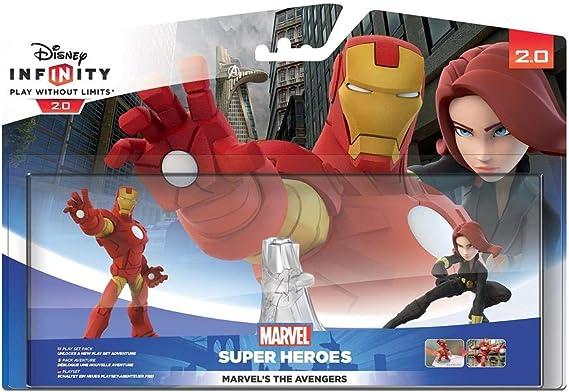 Nintendo Iberica SL Infinity 2.0 - Play Set Pack Marvel Los ...