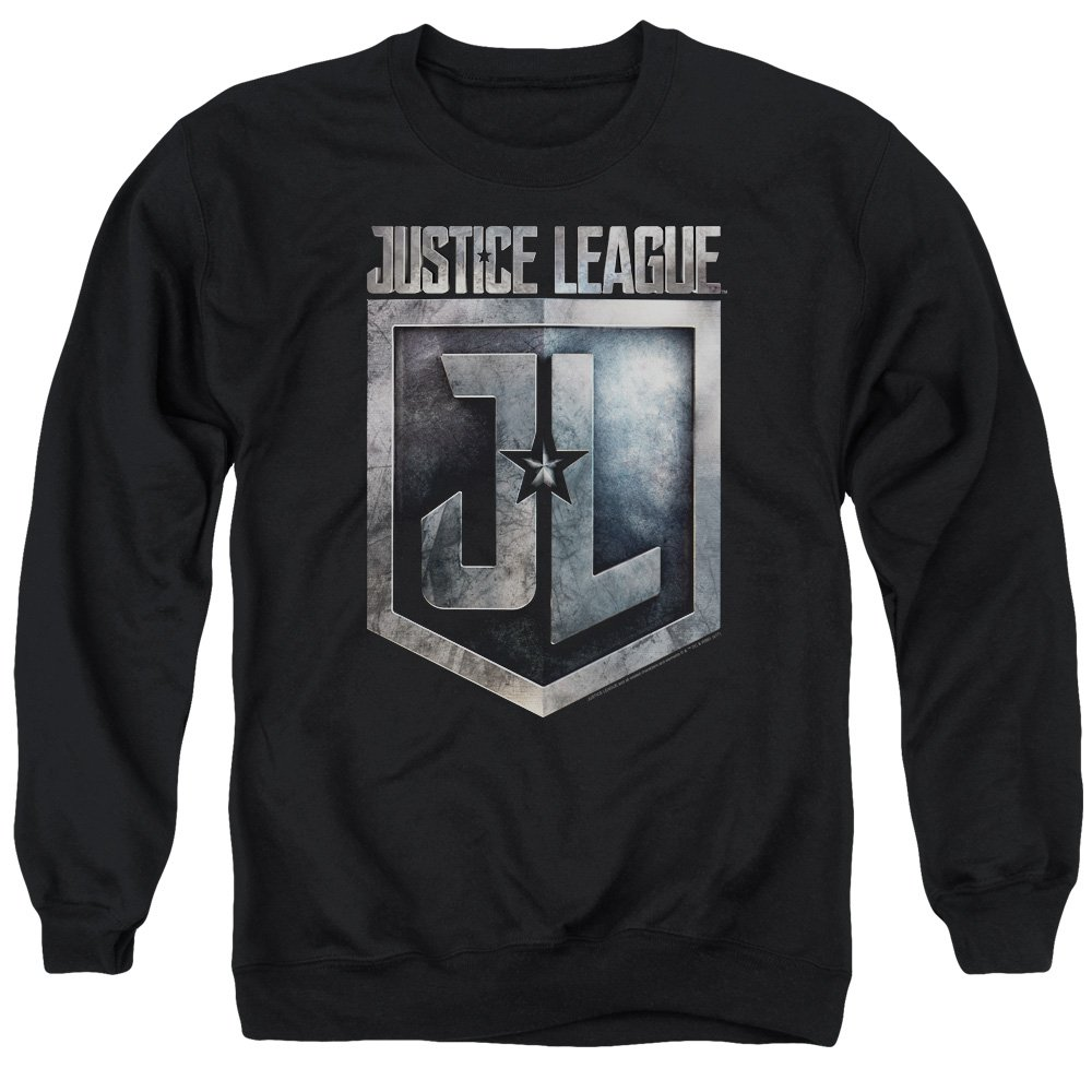 Justice League Movie - - Shield Logo Sweater für Männer