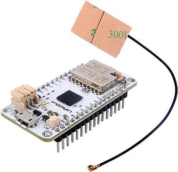 lora32u4 Lora RA-02 módulo junta de desarrollo largo alcance comunicación 1 KM Lipo ATmega328 sx1278 con IPEX antena para Arduino