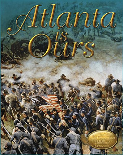 MMP Multi-Man Productions MMP: Atlanta is Ours Boardgame ()