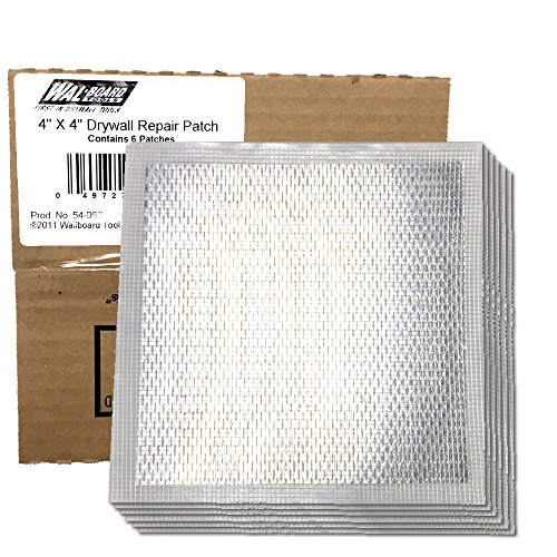 Pack Drywall (Wal-Board Drywall Repair Patch - 4