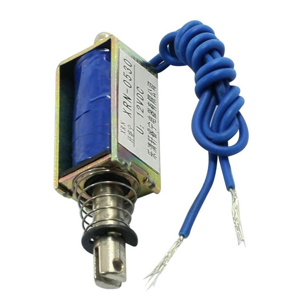 Magnet Elektromagnettyp Push// Pull 10 mm DC 12V 2.1kg Kraft