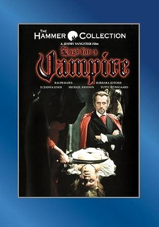 Amazon com: Lust For A Vampire: Ralph Bates, Barbara Jefford