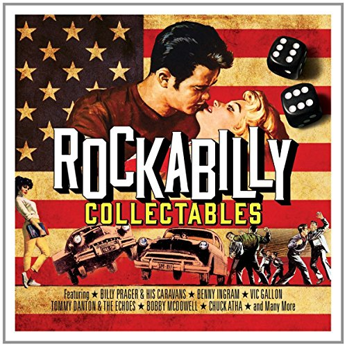 Rockabilly Collectables Various Artists product image