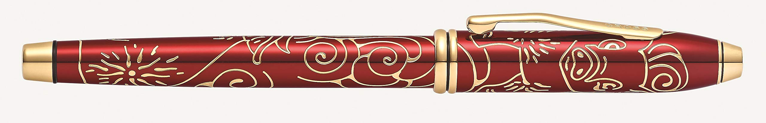 Cross 2019 Year Of The Pig Special-Edition Rollerball Pen (AT0045-55) by Cross (Image #3)