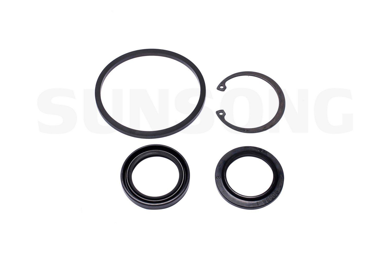 Sunsong 8401243 Steering Gear Pitman Shaft Seal Kit